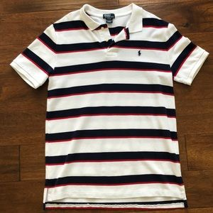 Boys Polo cotton shirt size XL (18-20)